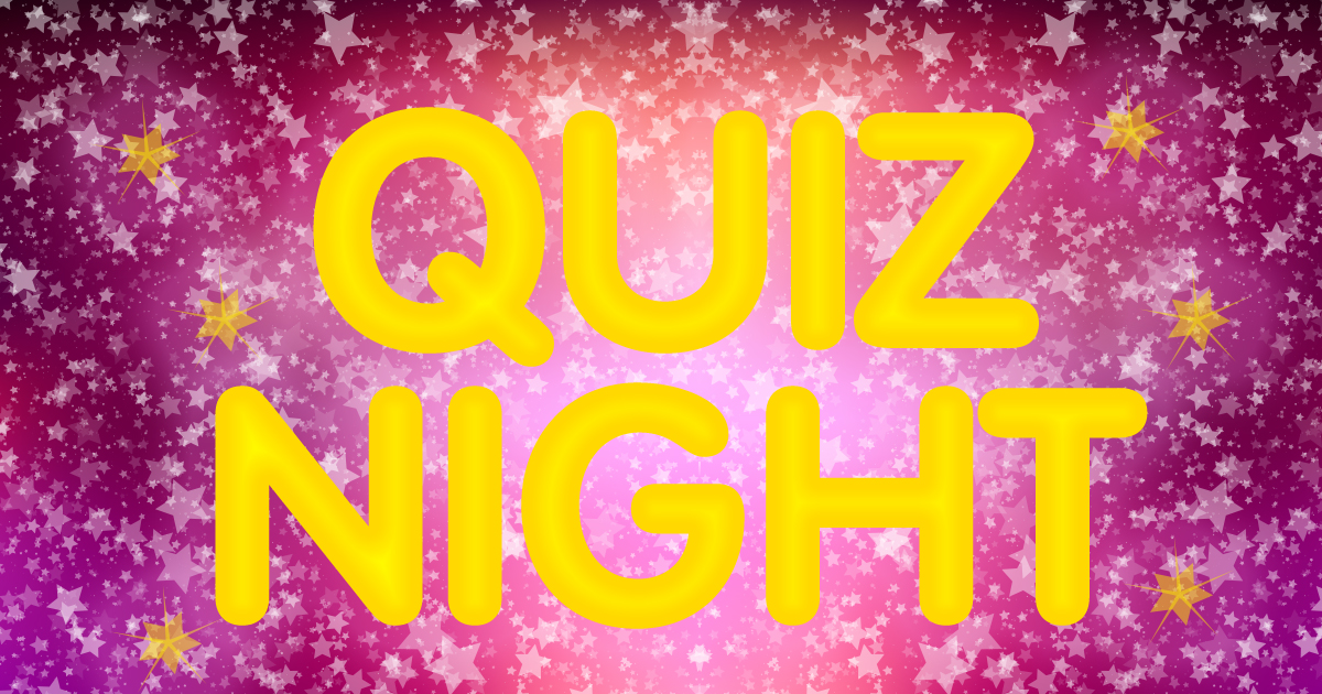 WFAC Quiz Night